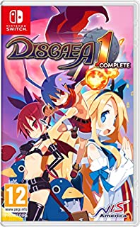 Disgaea 1 Complete (Nintendo Switch) (B07D1WDQ6Z) | Amazon Products