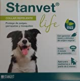 Stanvet life collar antiparasitario 100% natural