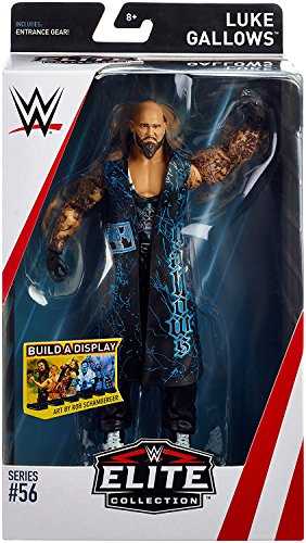 Wrestling WWE Mattel Elite Collection Series   56 Luke Gallows  The Balor Club  Wrestling Action Figure