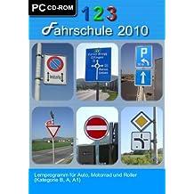 123 Fahrschule 2010 Schweiz - Verkehrstheorie für Auto, Roller und Motorradfahrer (Kat. B, A, A1)