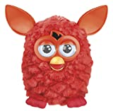 Furby Furreal - A00041010/A31681010 - Peluche et Animal Interactif Phoenix (Orange) - Version Française