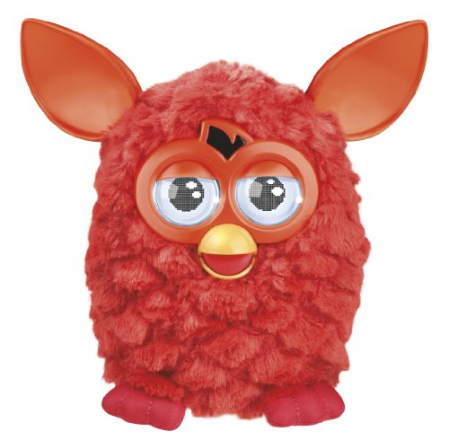 Furreal - A00041010/A31681010 - Peluche et Animal Interactif - Furby Phoenix (Orange) - Version Française 5010994739164