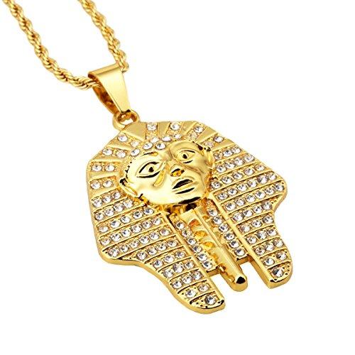 nyuk-leader-alla-moda-di-hip-hop-gioielli-da-uomo-di-spessore-catena-collana-ciondolo-faraone-king