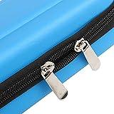 BEESCLOVER Portable Hard Protective Handle Carry Case Cover Zipper Protective Shell