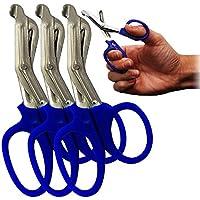 surgimax Tough Schnitt Triple Pack Hochwertige Qualität 11,5cm Medic Krankenschwestern Schere Blau preisvergleich bei billige-tabletten.eu
