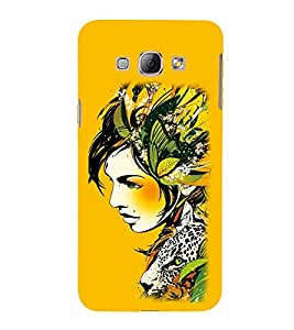 EPICCASE the fairy Mobile Back Case Cover For Samsung Galaxy A5 (Designer Case)
