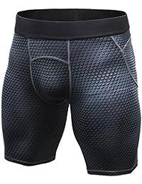 Exing pantalón de Deporte para Hombre – Pantalón de compresión para  Gimnasia Pantalones ... 679a40530436