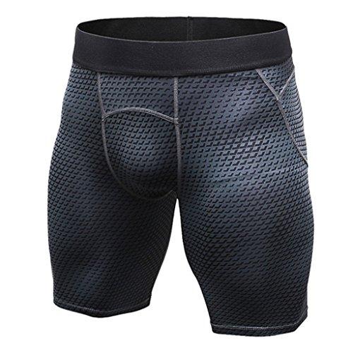 Exing pantalón Deporte Hombre-Pantalón compresión