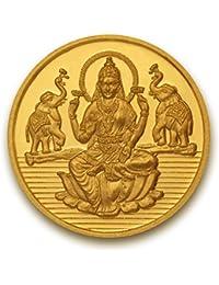 P.N.Gadgil Jewellers, 10 grams 24k (995) Yellow Gold Precious Coin