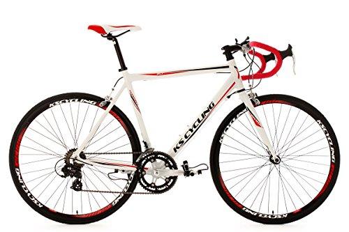 KS Cycling 332B Euphoria Vélo de route Blanc 28'