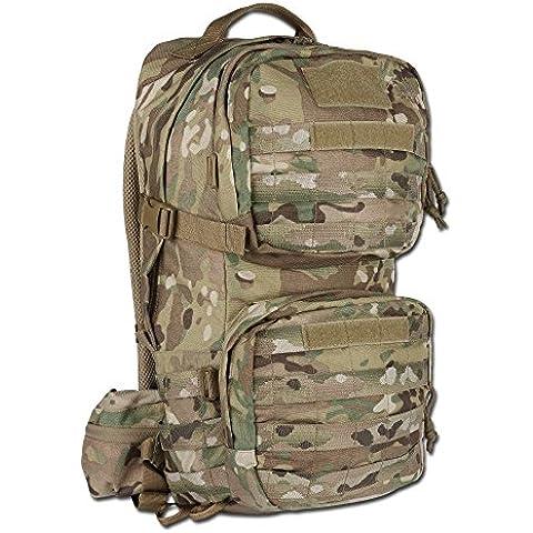 Tasmanian Tiger Combat Pack Zaino, Verde militare