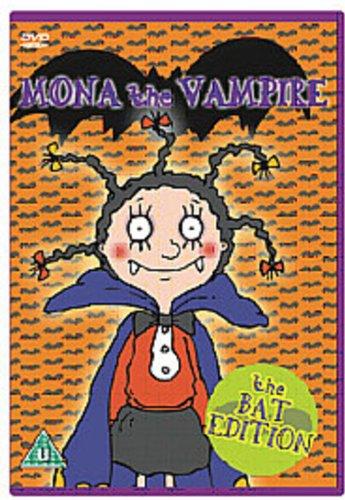 The New Adventures Of Mona The Vampire