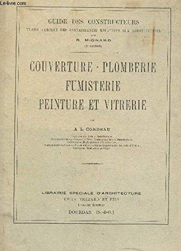 COUVERTURE - PLOMBERIE - FUMISTERIE - PEINTURE ET VITRERIE / COLLECTION