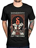 Official Shinedown Cut The Cord T-Shirt