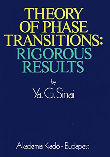 Price comparison product image Theory of Phase Transitions: Rigorous Results