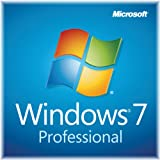 Win Pro 7 SP1 32-bit English 1pk DSP OEI DVD (This OEM software is intended for system builders...