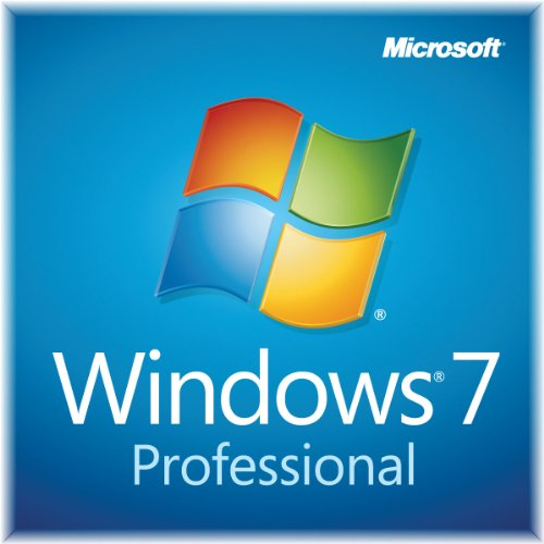 Microsoft Software Windows 7 Professional