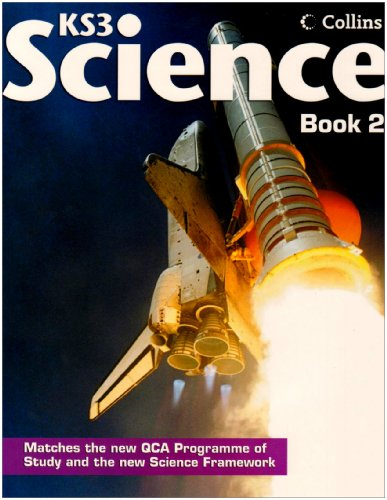 Collins KS3 Science - Pupil Book 2: Bk. 2