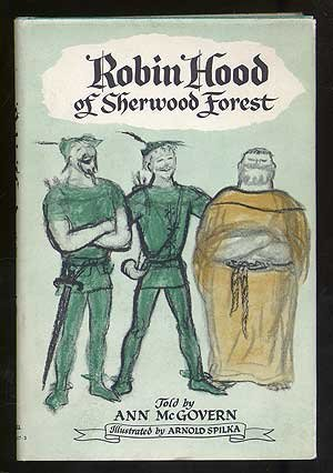 Robin Hood of Sherwood Forest by Ann McGovern (1968-06-01)
