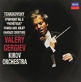 Tchaikovsky: Symphony No.6, Romeo and Juliet, Fantasy Overture