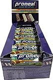 PROMEAL ZONE 40-30-30 - Volchem -BARRETTA DIETA A ZONA- 36 barrette da 26g GUSTO CACAO - Fondente / Dark immagine