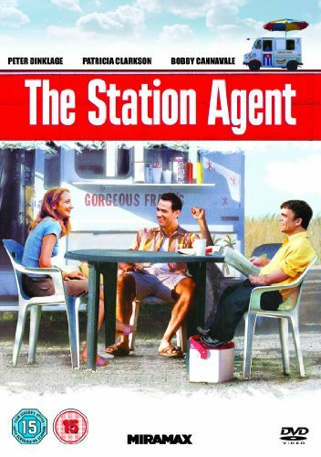 The Station Agent [DVD] by Peter Dinklage