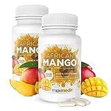 African Mango Extreme Kapseln - Multipack | 5000mg African Mango Extrakt Zum Abnehmen - Effektiver Appetitzügler Und Fettverbrenner In Einem Abnehmprodukt - Original Fatburner Für Männer Und Frauen (2)