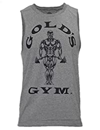 Golds Gym Muscle Joe Sleeveless Tee