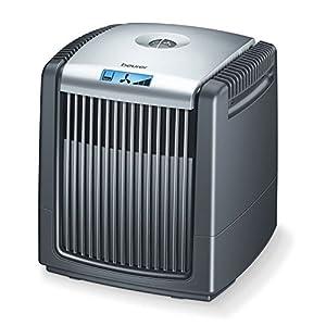 Beurer LW 110 Luftwäscher (zur Lufbefeuchtung und Luftreinigung, für Räume bis 36 m²)