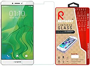 "Raydenhy 2.5D Curved Edges 0.33MM Thickness Tempered Glass For Oppo R7 (5"")"