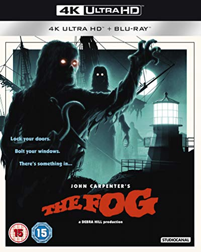 The Fog (4K Ultra HD + Blu-ray) [2019]