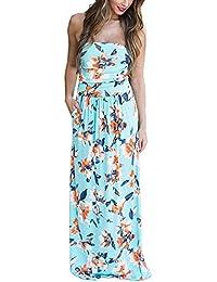 Suchergebnis auf für: hawaii kleid Damen: Bekleidung