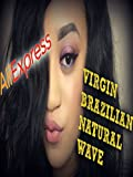 AliExpress Full Lace Brazilian Natural Wave Wig Review [OV]