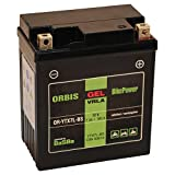 Orbis Gel12-7L-BS Motorradbatterie - YTX7L-BS 12 Volt 7 Ah 180 A