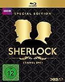 Sherlock - Staffel 3 [Blu-ray] [Special Edition]