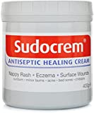 Sudocrem Antiseptic Healing Cream For Napkin Rash Eczema & Bed Sore -  400g