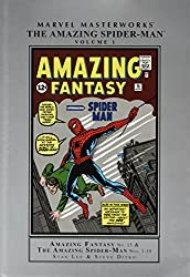 MARVEL MASTERWORKS PRESENTS THE AMAZING SPIDER-MAN VOLUME 1.