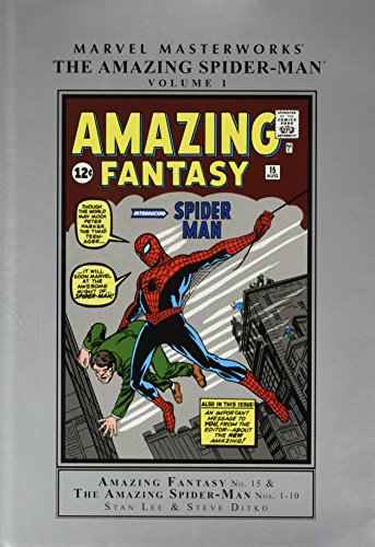 Marvel Masterworks Volume 1: The Amazing Spider-Man par Stan Lee