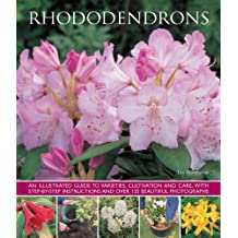 Rhododendrons: An Illustrated Guide to Varieties, Cultivation and Care, With Step-by-step Instructions and over 135 Beautiful Photographs