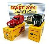 OPO 10 - Atlas Dinky Toys - Box für den öffentlichen Dienst Peugeot Citroën 25 BD 1:43 (MB200)