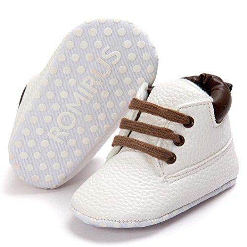 Amlaiworld Baby Schuhe Weiß