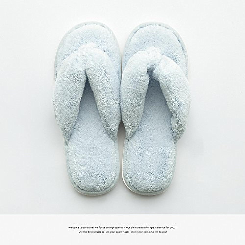 DogHaccd Zapatillas,Home pasador  zapatillas de campo interior de mujeres durante la primavera y el otoño home...