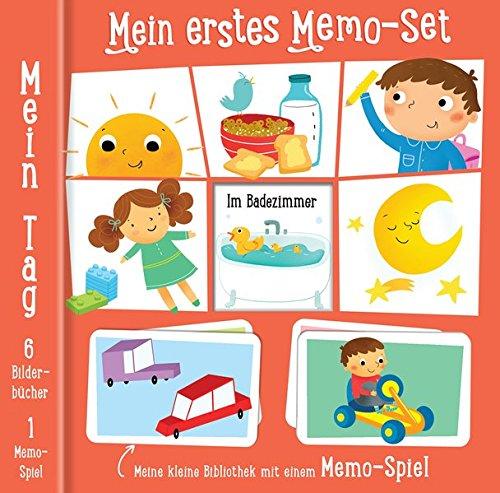 Mein kleines Memo-Buch: Mein Tag