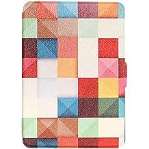 Funda Kindle Paperwhite de Cuero Sintético Cierre Magnético Ultra Delgado - Compatible con de Kindle Paperwhite