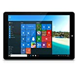 "CHUWI Hi13 13.5"" 3000*2000 LCD Resolution 2-in-1 Windows10 Tablet PC 4GB RAM 64GB ROM Quad-core Tablet with Dual Cameras(5MP + 2MP) WiFi Bluetooth HDMI OTG Type-C G-sensor 5000mAh Big Battery Phablet"