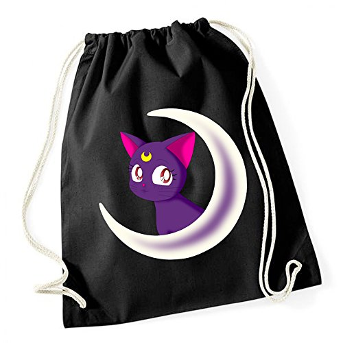 Sailor Kitty Gym Black Certified Freak