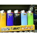 5 Mini Bic Lighters