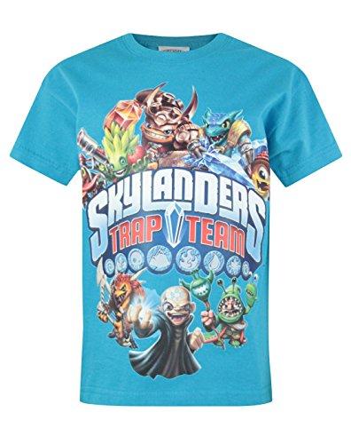 Jungen - Official - Skylanders - T-Shirt (9-10 Jahre)