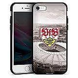 DeinDesign Apple iPhone 8 Silikon Hülle Case Schutzhülle VfB Stuttgart Fanartikel Stadion
