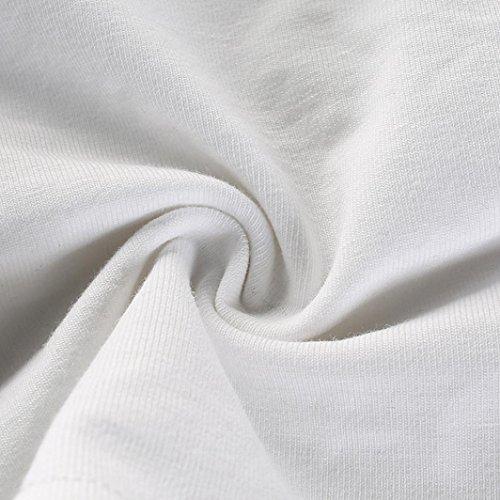 Rawdah Mode Gilet villi Vest Svelte Magique T-Shirt sans Manches en Mousseline Caraco Dentelle de Soie Sexy de Camisole des Femmes Sexy de Gilet Lace Night-Club Élégant Fluff Camisole Party Blanc